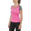Protective Off Duty Top Women flamingo